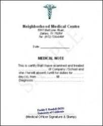 Doctors Note Paper Image Result For Doctors Excuse For Work From Hospital Health