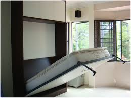 Small Contemporary Bedroom Bedroom Contemporary Murphy Bed With Couch Modern Murphy Beds