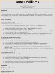 Making A Resume In Word New Successful Resume Templates Updated ...