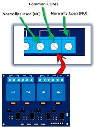 arduino data sheet arduino 4 channel relay module henrys bench