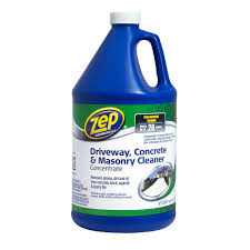 driveway concrete and masonry cleaner