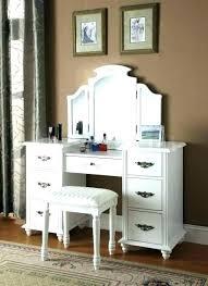 White Bedroom Vanity With Mirror White Bedroom Vanity With Mirror ...