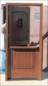 Image Split Rustic Exterior Dutch Doors Nicks Building Supply Dutch Doors Interior Exterior Door