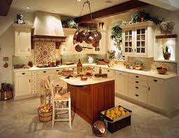 Country Decor For Kitchen Top Country Kitchen Decor Country Kitchen Designs
