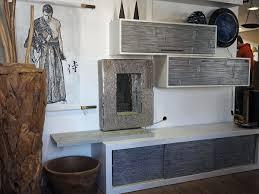 Arredamento grigio e legno ~ ispirazione di design interni