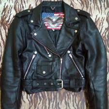 leather jacket ramones 100 leather men s fashion clothes on carou