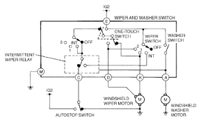 wiring diagram of ignition system wiring wiring diagrams windshield wiper and washer wiring diagram wiring diagram