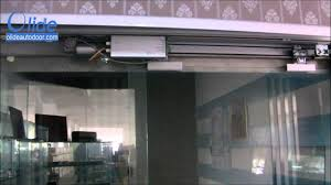 Door Opening Mechanism Design Automatic Sliding Door Opening Mechanism Video
