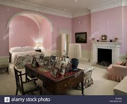 Lady Bedroom Lady Iliffes Bedroom At Basildon Park Berkshire The Bed Is