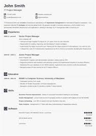 Resume Templates For Mac Amazing Word Resume Template Mac New Resumes Free Resume Templates For Mac