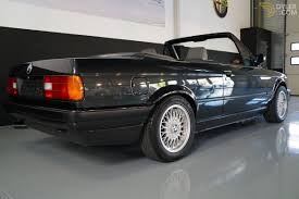 Classic 1990 BMW 325i Cabriolet / Roadster for Sale #1573 - Dyler