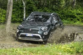 Fiat 500x Led Lights 2018 Fiat 500x Gets A Facelift New Engines And Safety Tech