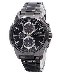 solar chronograph alarm black ssc095 ssc095p1 ssc095p men s watch seiko solar chronograph alarm black ssc095 ssc095p1 ssc095p men s watch