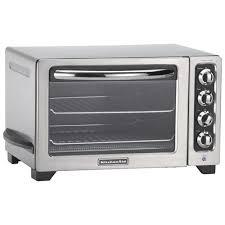 kitchenaid kco223cu toaster oven broil toast bagel bake reheat keep