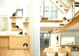 designer cat trees furniture. Perfect Trees Modern Design Cat Furniture Tree Friendly House  From Japan Trees Cool On Designer R