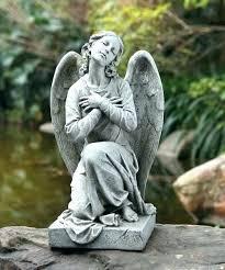 exotic garden angel statues garden outdoor angel statues australia