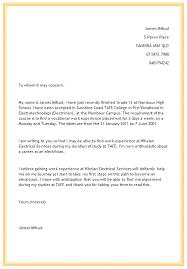 How To Write Cover Letter Resume Badak Job Cover Letter