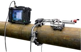 Eddy Current Testing Pipeline Surface Inspection Using Eddy Current Array Technology