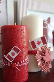 Small Picture 50 Red and White Home Decorating Ideas for Canada Day