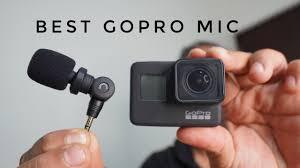 Best MIC for Gopro - YouTube