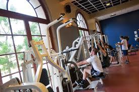 fitness center jenny craig pavilion