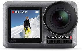DJI Osmo Action - 4K Action Cam 12MP Digital ... - Amazon.com