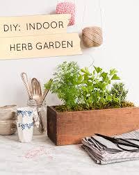 25 fantastic indoor herb garden ideas