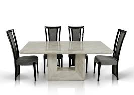 mozart modern marble dining set