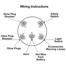 Ford 3000 Lights Ford 3000 Ignition Switch Wiring Diagram Wiring Diagram