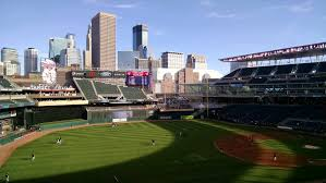 Target Field Seating Chart Prices Minnesota Twins Seating Guide Target Field Rateyourseats Com