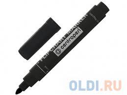 <b>Маркер для флипчарта Centropen</b> 8550/1Ч 2.5 мм черный 151104
