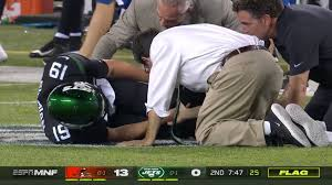 Trevor Siemian Leaves Jets-Browns With Painful-Looking Ankle Injury