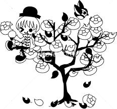 果物のなる木 イラスト素材 2382209 フォトライブラリー Photolibrary