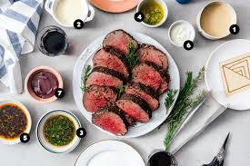 I'm cooking 3 whole tenderloins for everyone. Beef Tenderloin With A Giant Sauce Board I Am A Food Blog