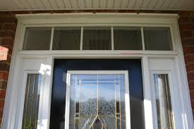 Front Door with Sidelights Large : Nice Treatments to Front Door ...