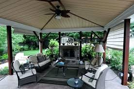 patio designs with fireplace. Good Outside Fireplace Designs Or Outdoor Patio 39 . With R