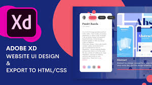 Designing Next Generation Web Projects With Css3 Solved Export Html Css Javascript From Adobe Xd Adobe