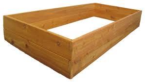 raised bed garden kit 3 x6 x11