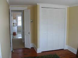 bifold louvered closet doors home depot