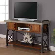 Legends Furniture Steampunk Collection Steampunk Sofa Table - Item Number:  ZSPK-4300