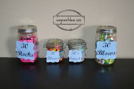 What To Put In Jars For Decorations ribbon Easy Event Ideas 35