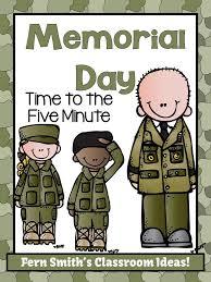 Memorial Day Thank You Freebie! - Fern Smith's Classroom Ideas!