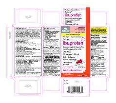 Concentrated Motrin Infant Drops Dosage Chart Infants Ibuprofen Suspension Actavis Pharma Inc