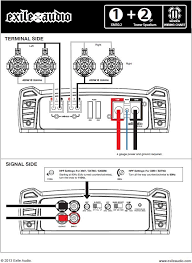 wiring diagram for speaker crossover images pair of black chrome optional samson s7hd tower speakers 1 exile