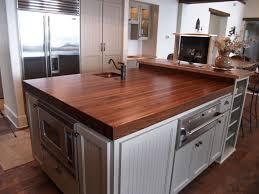 black walnut butcher block countertop unbelievable stylish kitchen island counter tops interior design 37