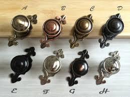 cabinet knobs silver. Drawer Knobs Dresser Knob Pulls Handles Black Antique Bronze Silver Nickel Chrome Steel Retro Kitchen Cabinet