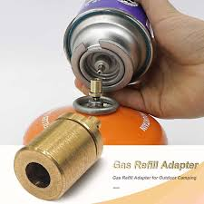 Online Shop Gas Refill Adapter for <b>Outdoor Camping Hiking Stove</b> ...