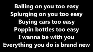 DJ Khaled I Wanna Be With You Lyrics - Lyrics Mix