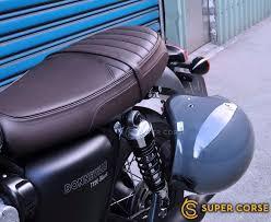 super corse helmet lock