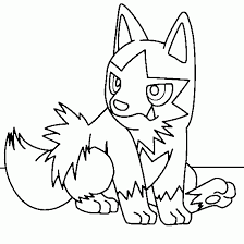 Small Picture pictures of pokemon to print Pokemon coloring new free
